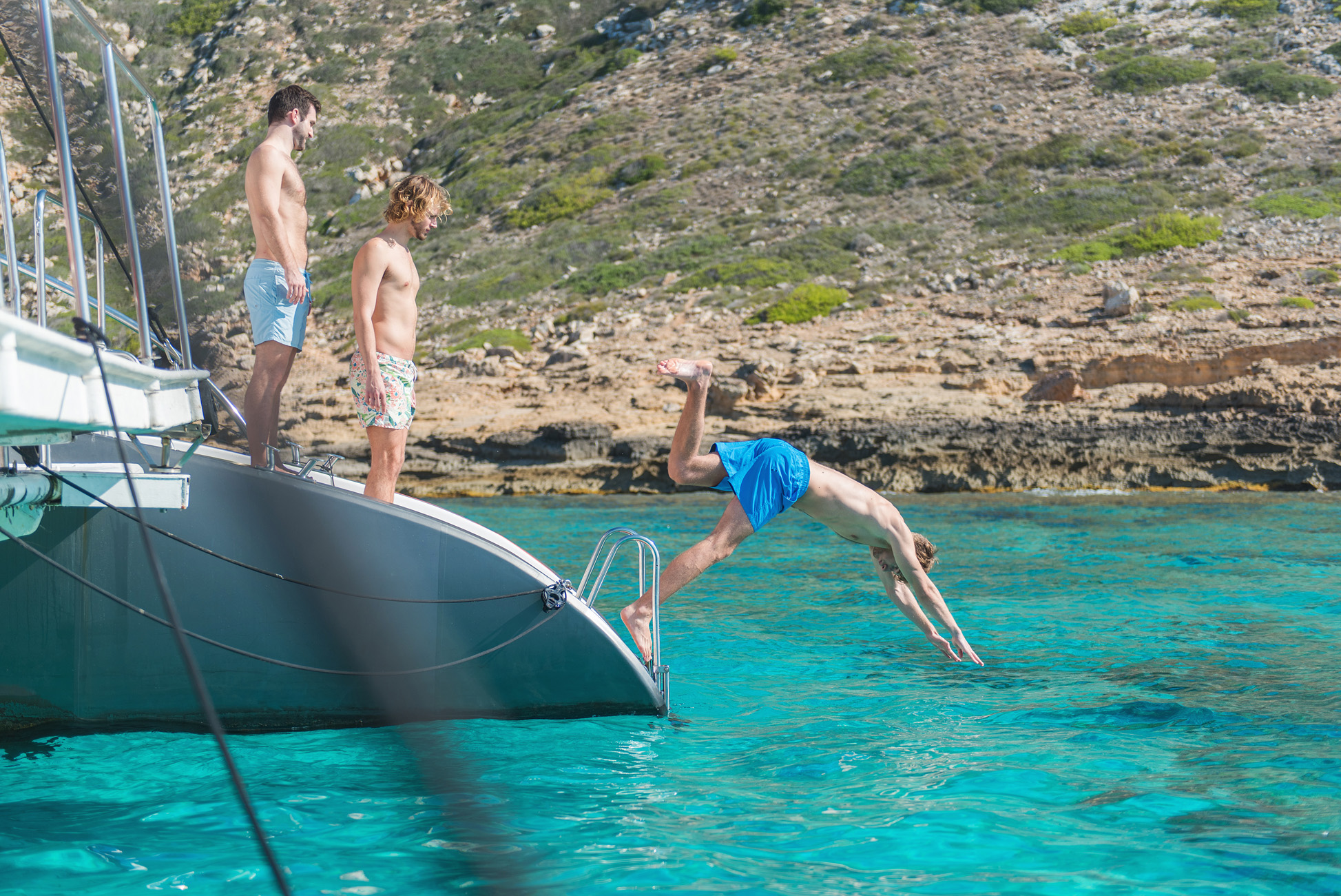 Day Charter in Mallorca