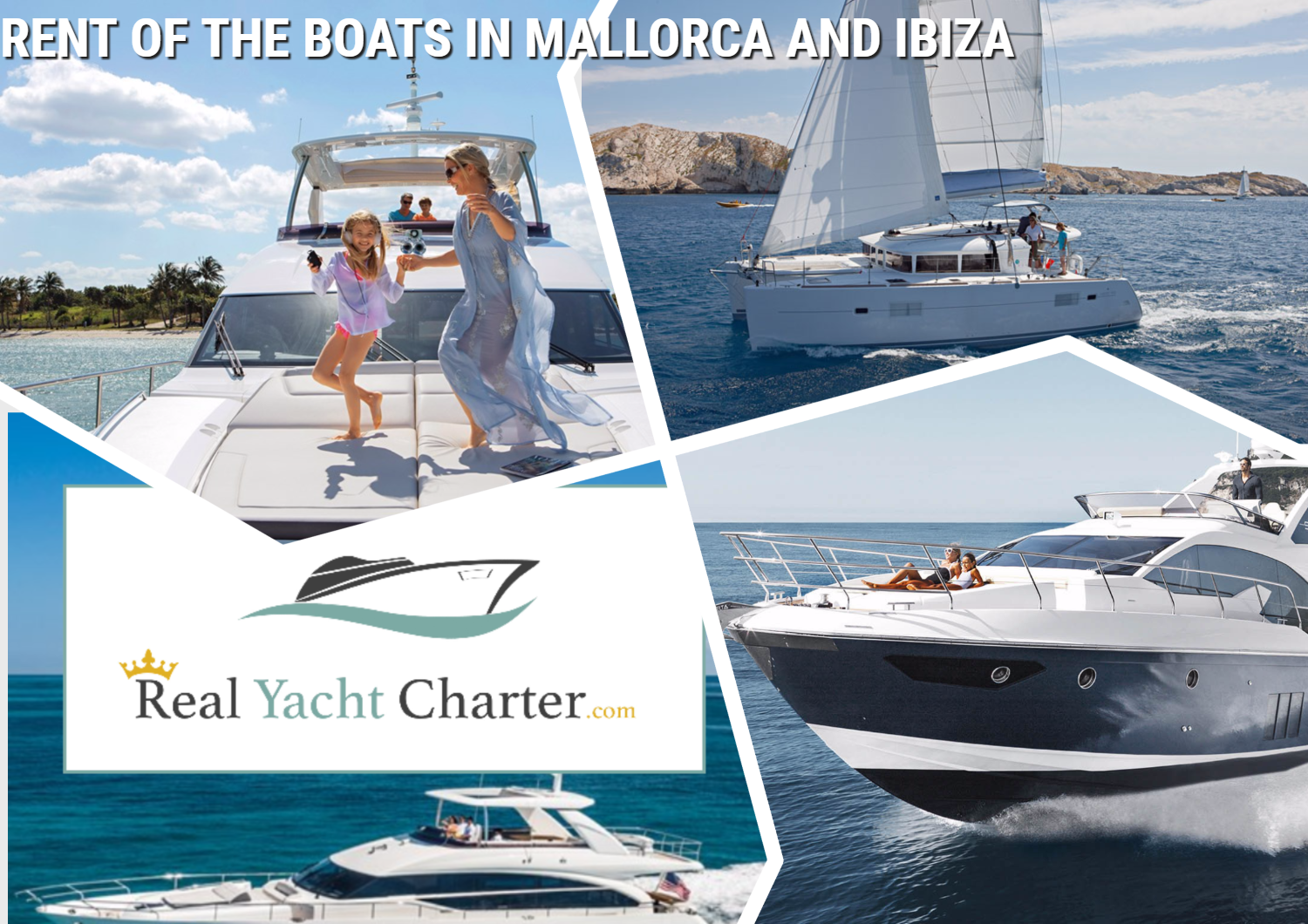 Variantes para Day Boat Charter in Mallorca