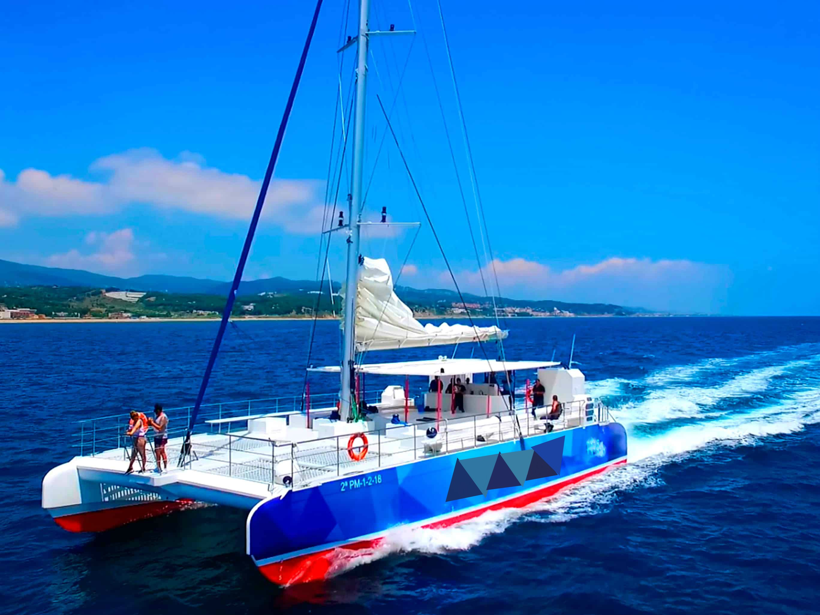 Brand New 2018 Party Catamaran Mallorca!