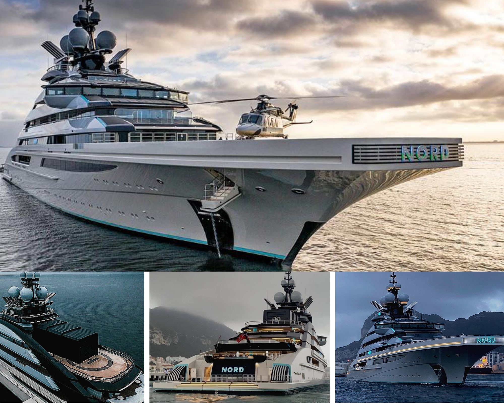 Luxury Yacht Nord