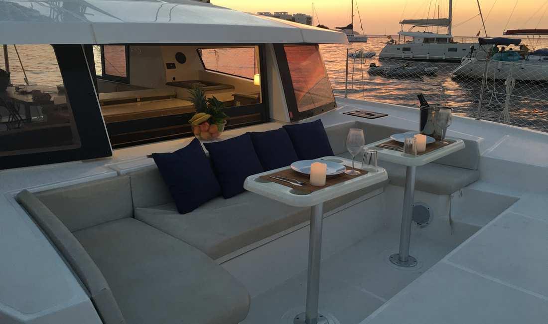 catamarano Bali 4.0 nuovo Ibiza