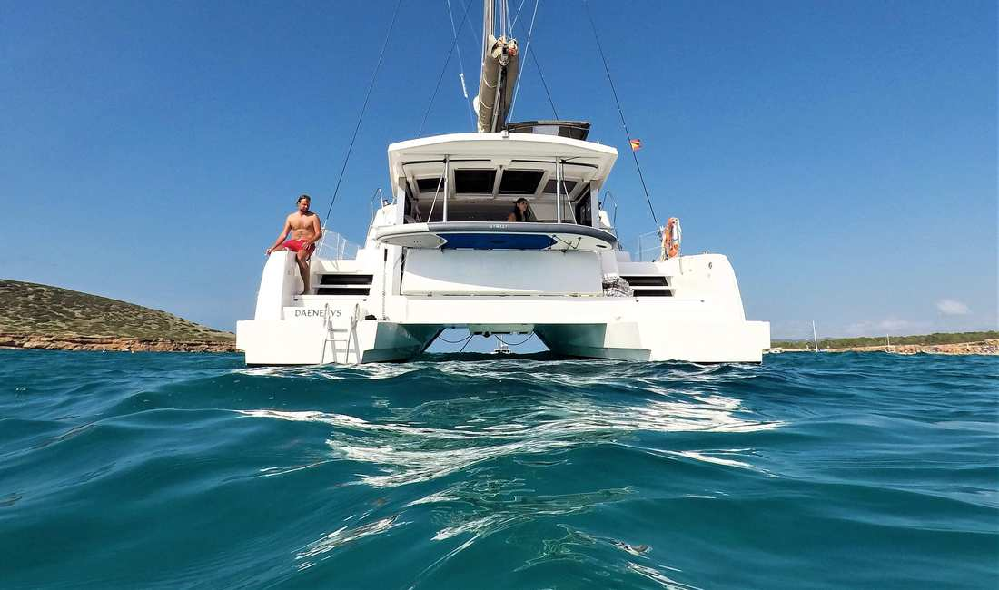 Ibiza Catamaran
