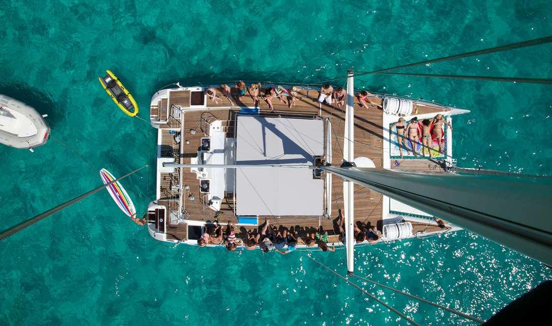 Catamaran Fiesta Mallorca