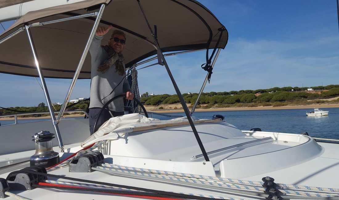 bareboat catamaran charter ibiza