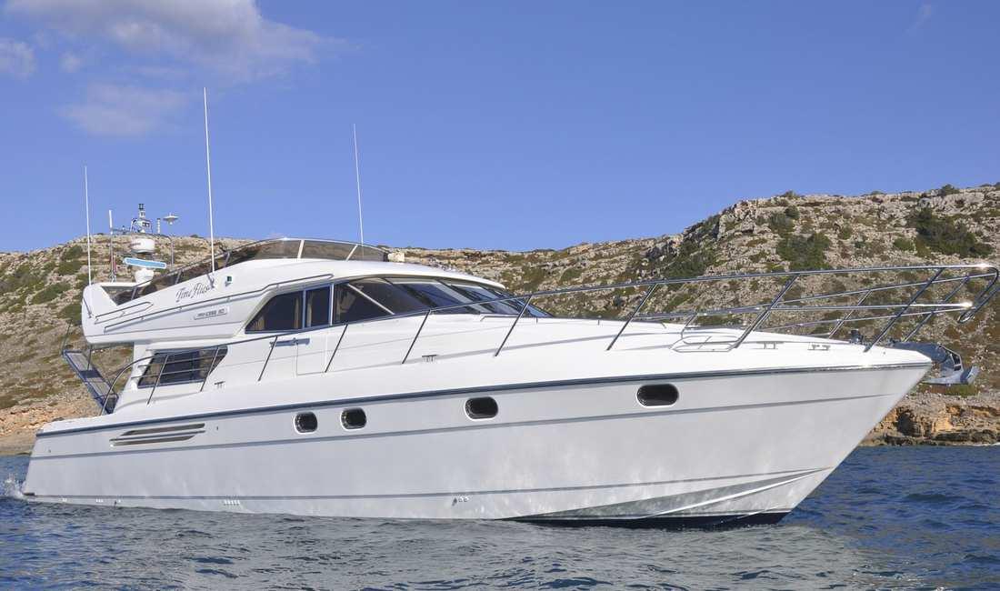 motor boat hire Mallorca